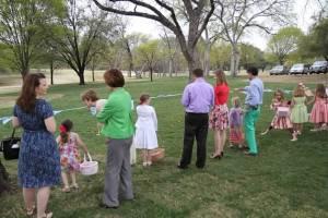 easter egg coaching